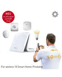 Somfy® TaHoma Inbetriebnahme Erweiterung