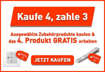 Jetzt 4. Produkt GRATIS sichern